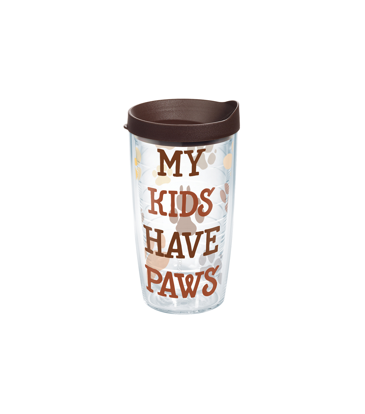 Tervis 16oz. Tumbler-My Kids Have Paws