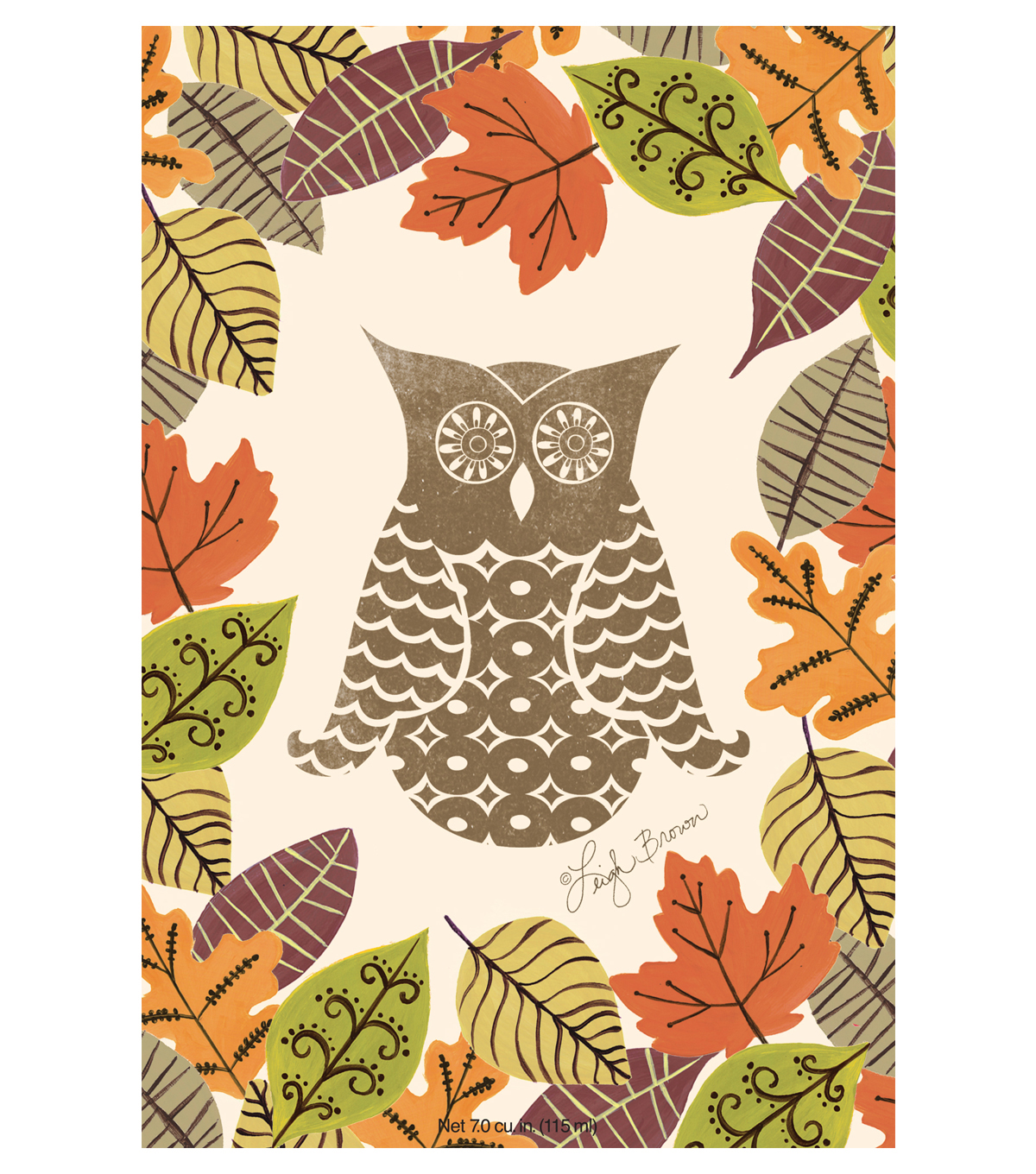 Fall & Owl 3 pk 3.38 fl. oz. Scented Sachets