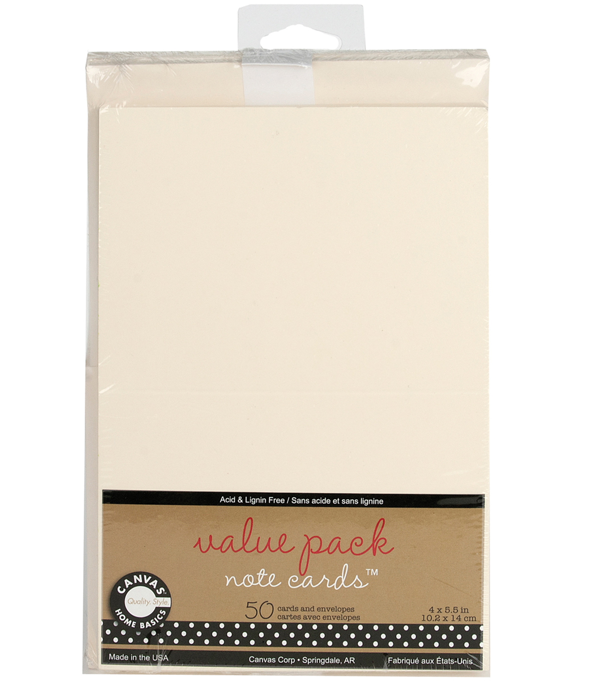 Value Pack Cards & Envelopes