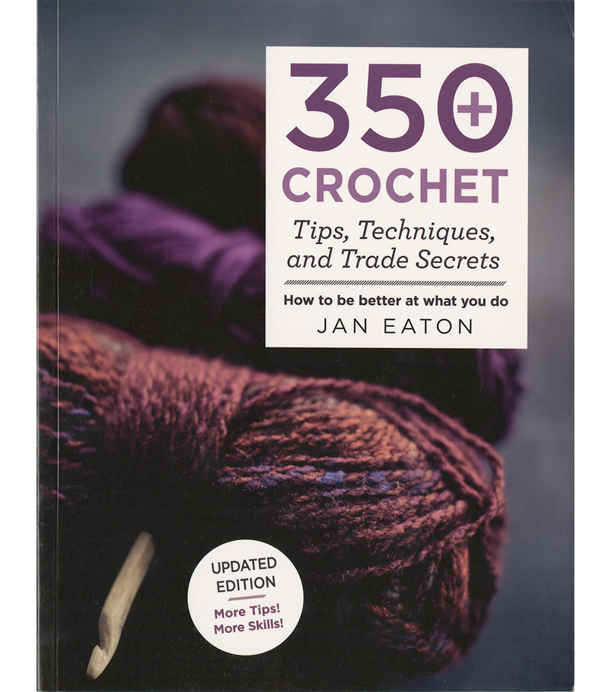 St. Martin\u0027s Books-350+ Crochet Tips