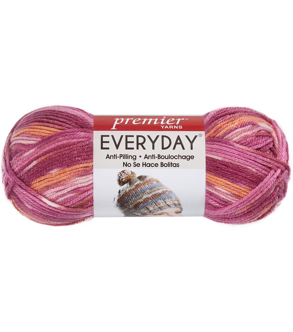 Deborah Norville by Premier Yarns Everyday Print Yarn