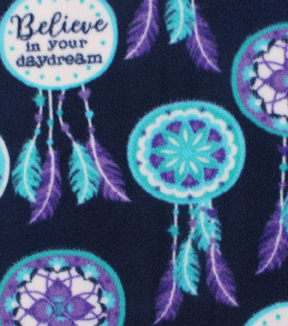 Anti-Pill Fleece Fabric 59\u0027\u0027-Dream Catcher Believe