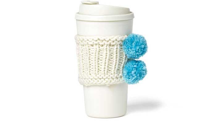 Knit: Cup Cozy