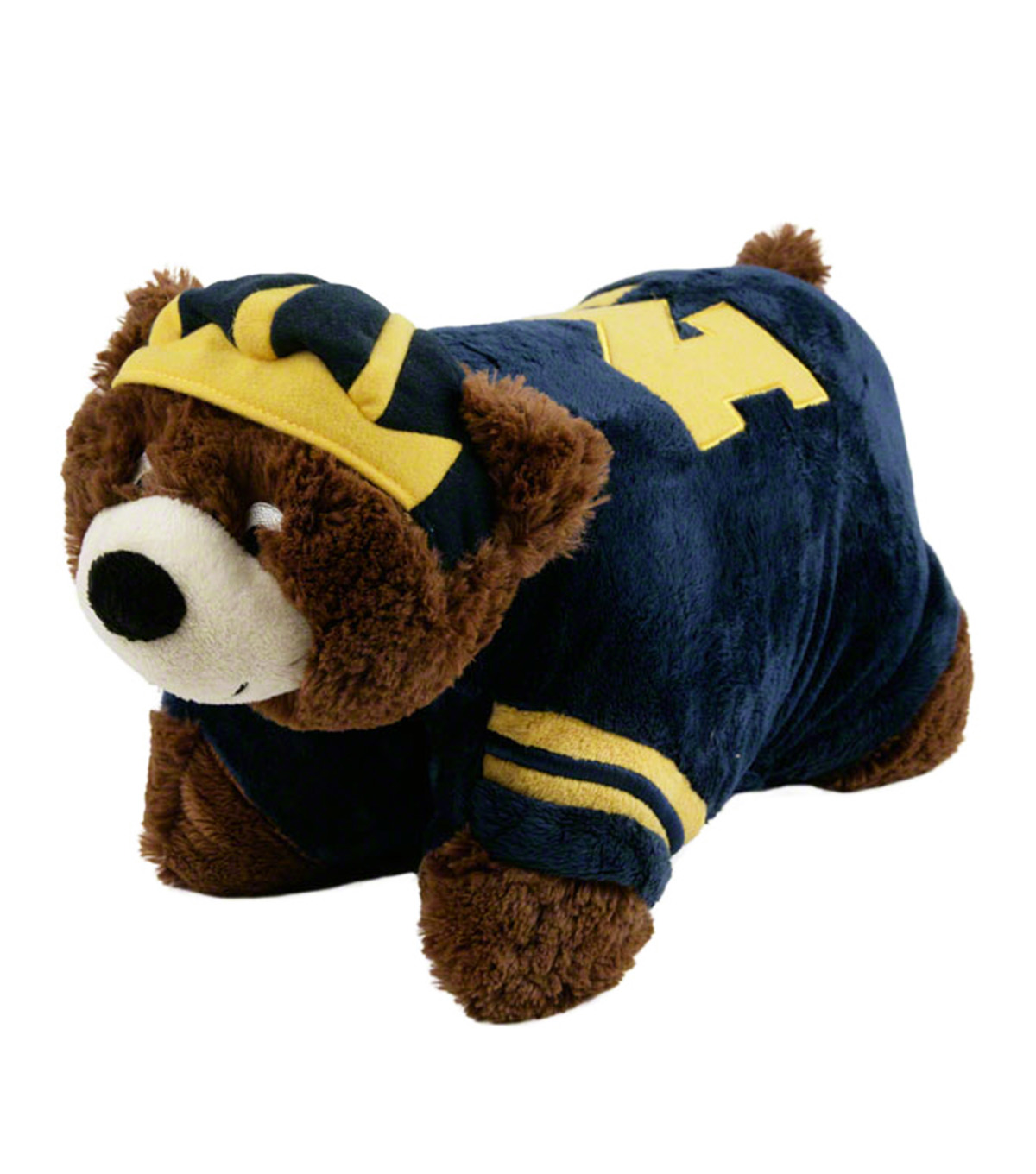 University of Michigan Wolverines Pillow Pet