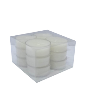 Maker\u0027s Holiday 12ct Tealights-Cream