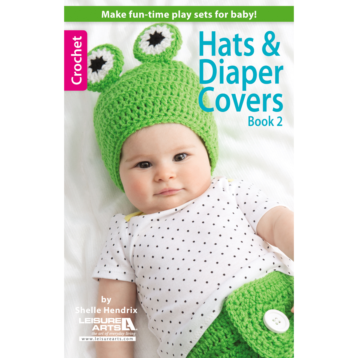 Hats And Diaper Covers Book 2
