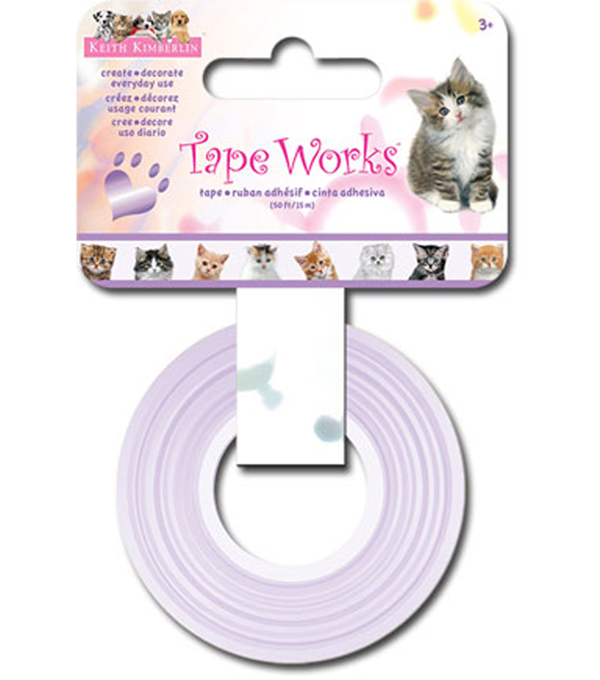 Kittens Kimberlin Tape