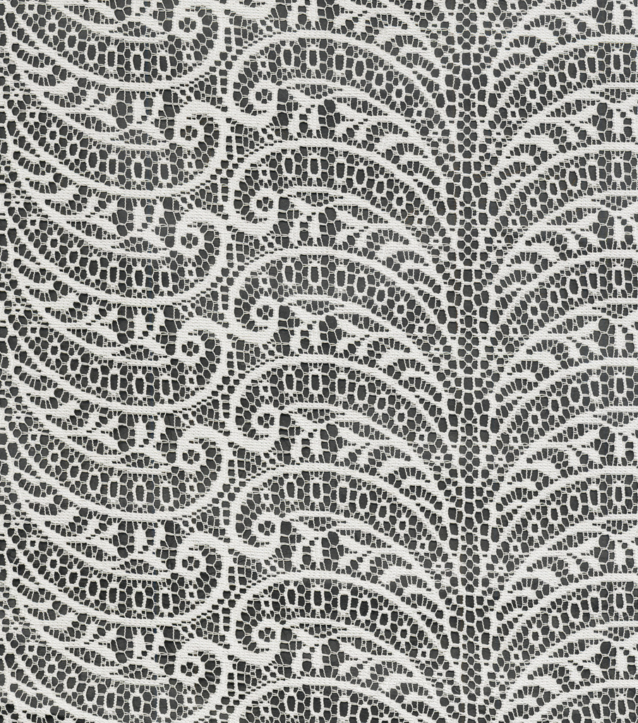"Williamsburg Sheer Fabric 58""-Jammu Lace/Parchment"