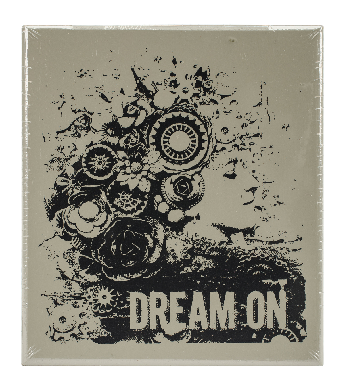 Prima Marketing Finnabair Wood Mounted Stamps-Dream On