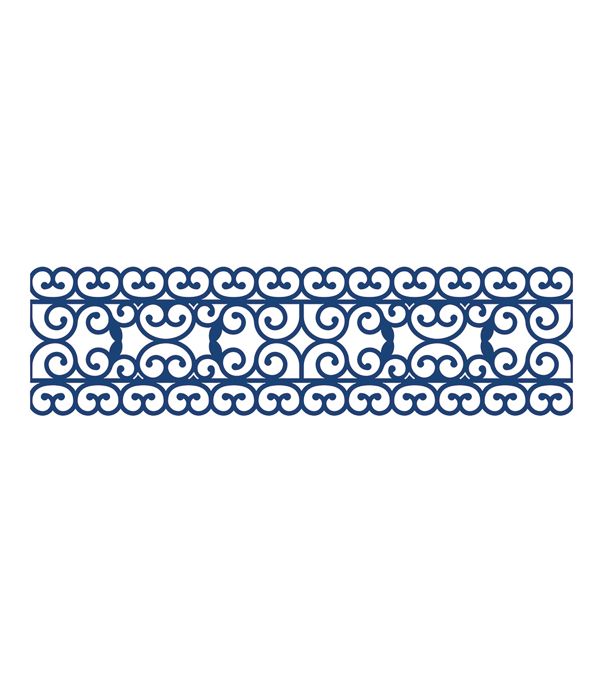 Tattered Lace Metal Die-Studley Border