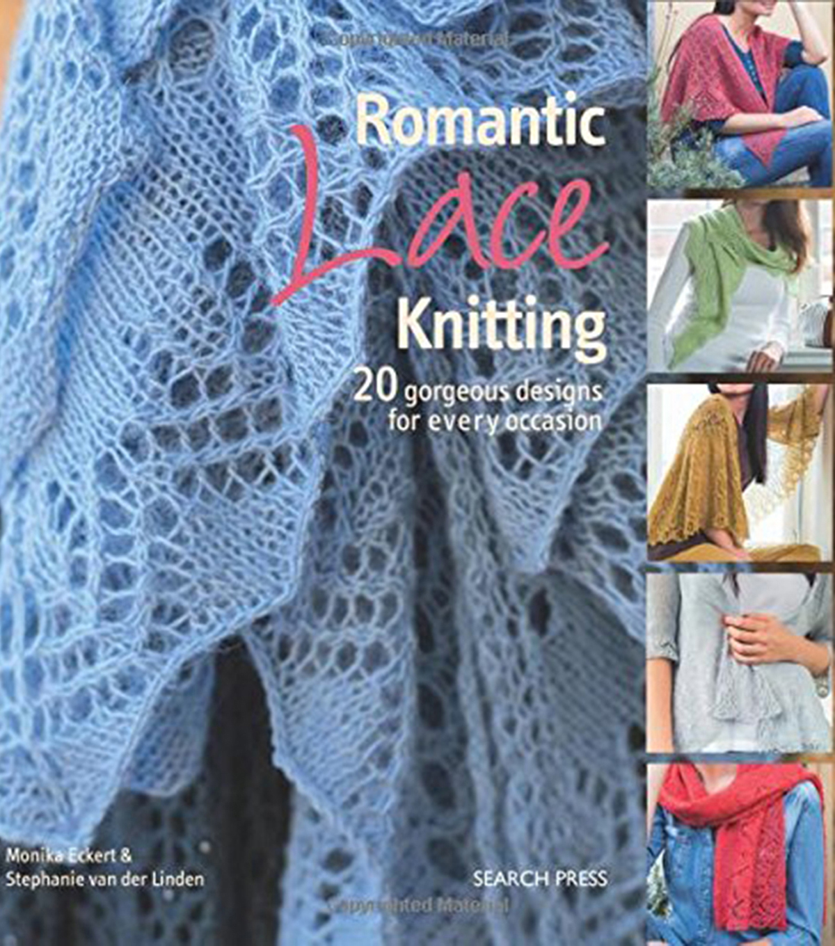 Romantic Lace Knitting Book