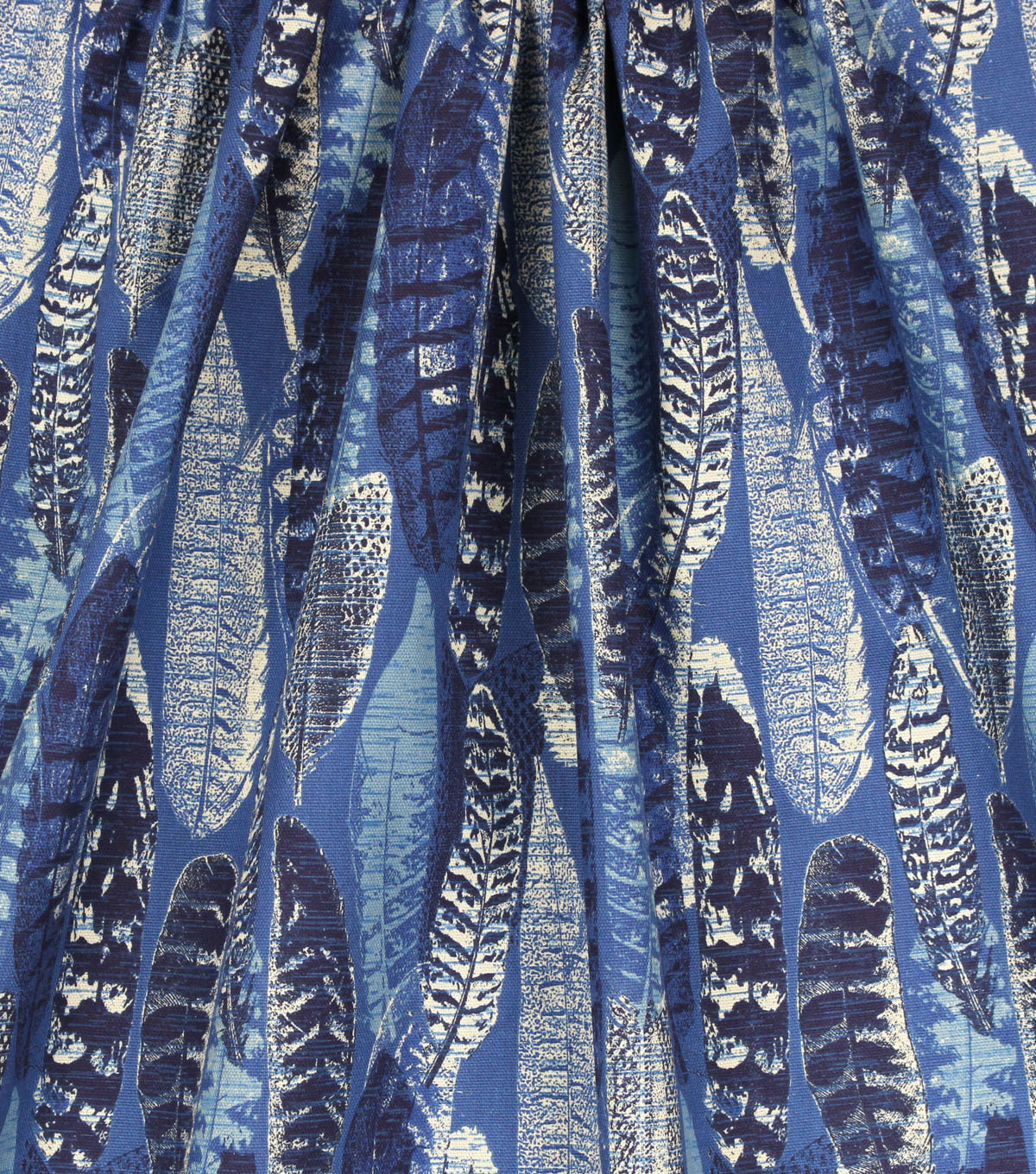 Home Essentials™ Print Fabric 45\u0027\u0027-Pacific Feathers