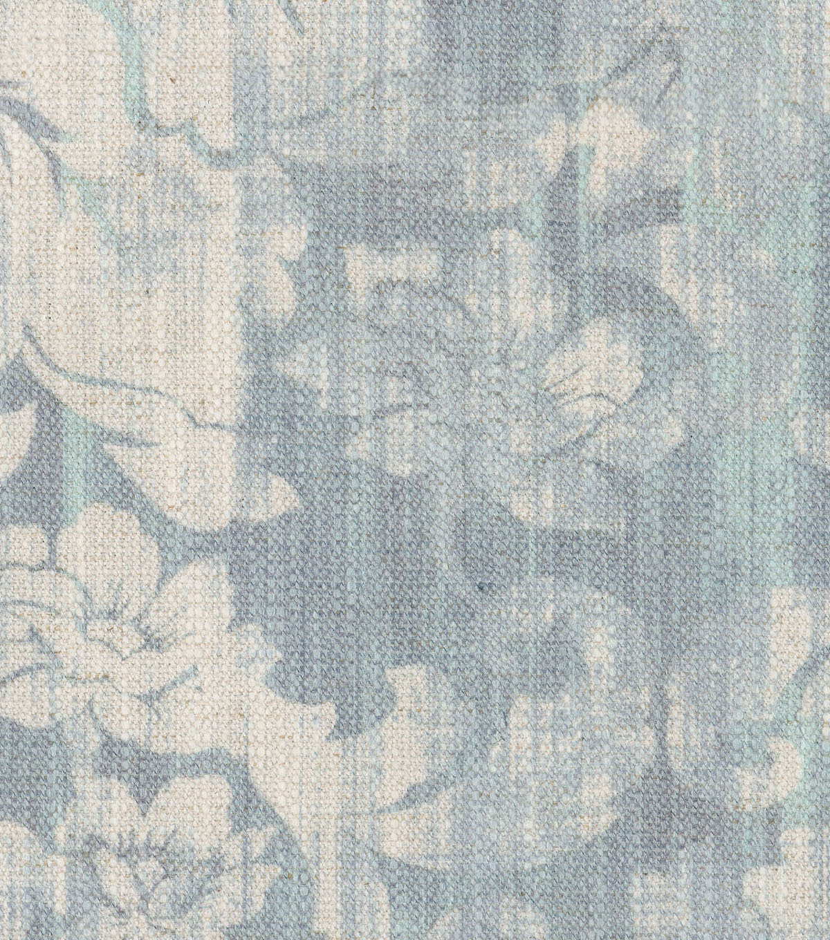 Waverly Upholstery Fabric 54\u0022-Air Kiss Mist