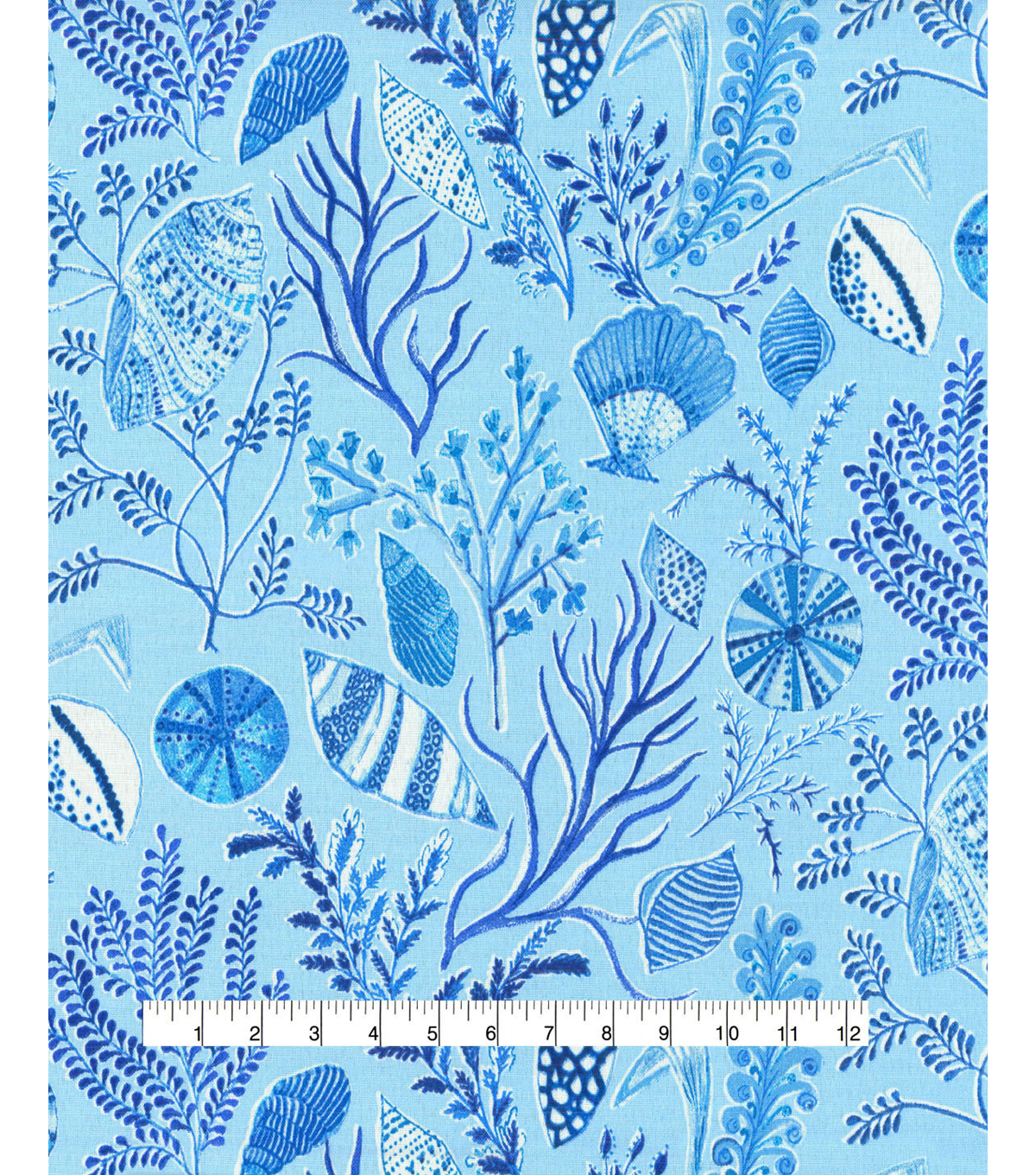 Dena Designs Outdoor Fabric 54\u0022-Sun Dream Sail