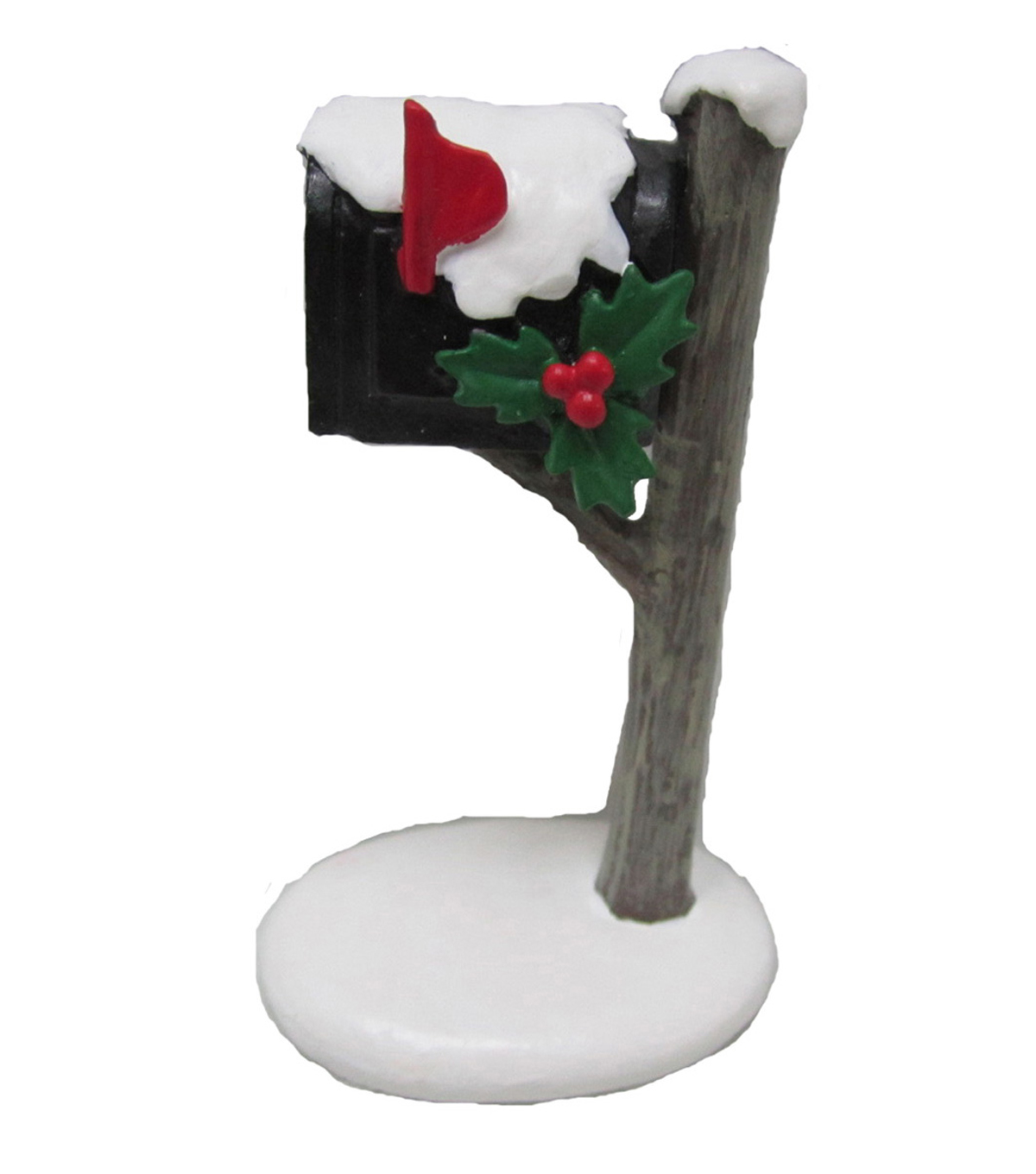Maker\u0027s Holiday Littles Resin Mailbox