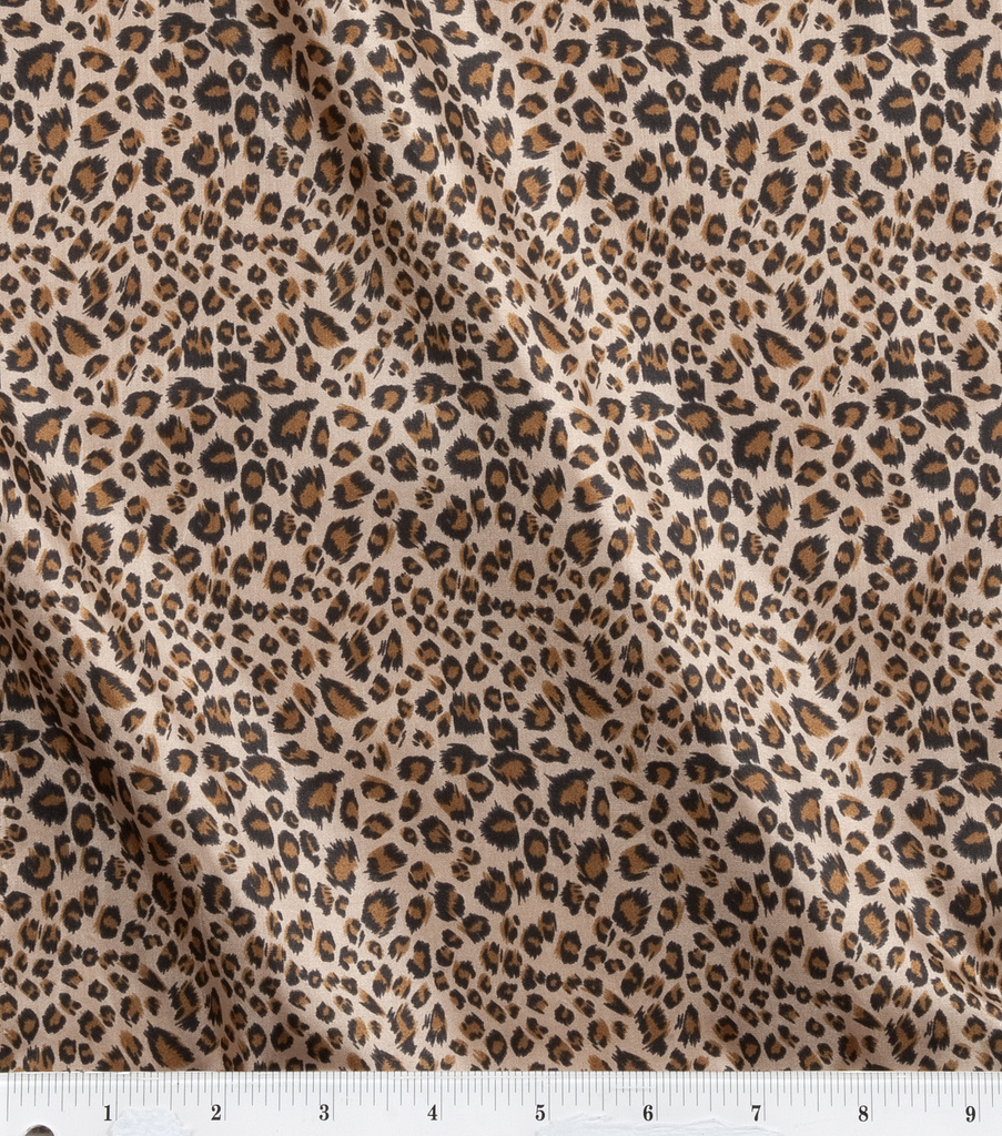 Fashion Lining Fabric 57\u0027\u0027-Leopard