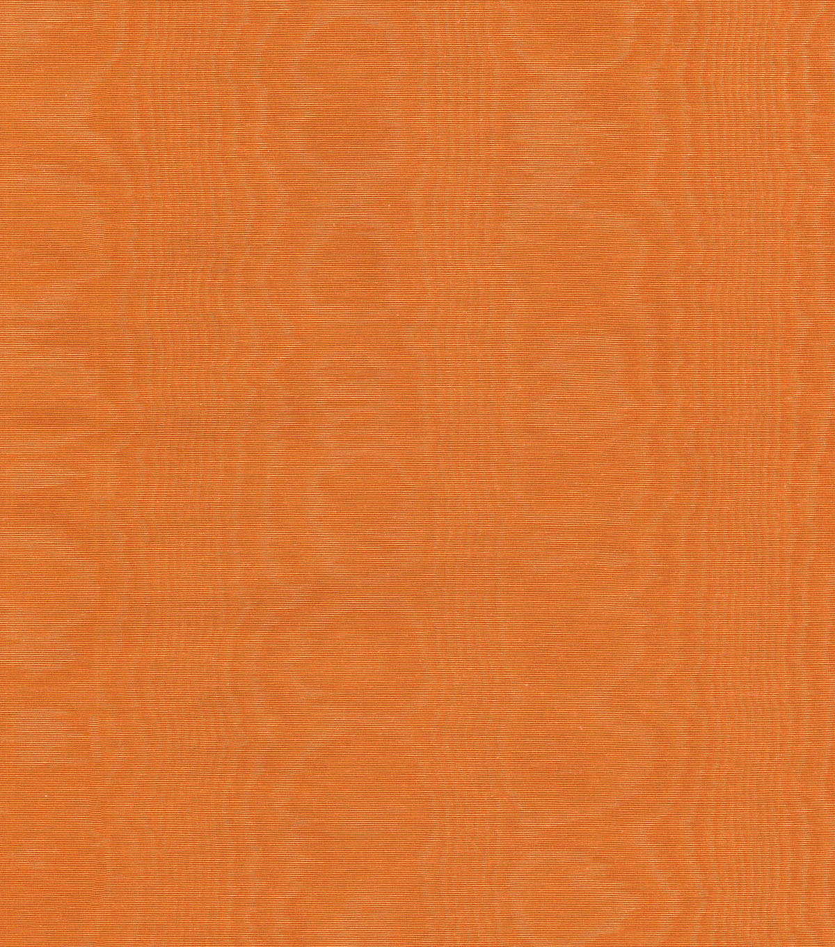 "Williamsburg Solid Fabric 54""-Palace Moire/Tiger Lily"