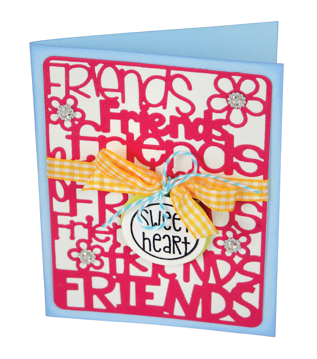 Sizzix® Thinlits™ Stephanie Barnard 2 Pack Dies-Friends