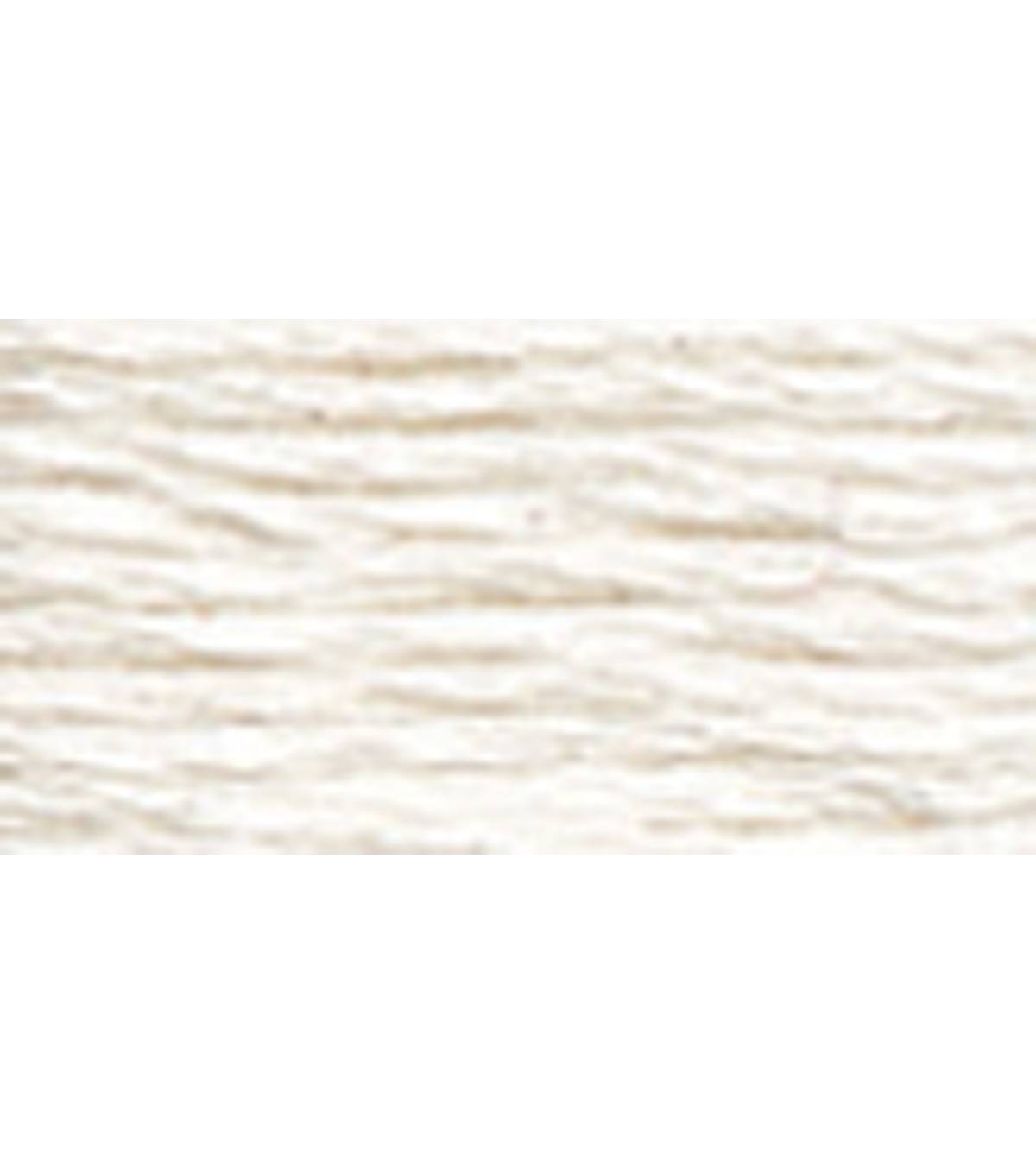 Anchor 6-Strand Embroidery Floss 8.75yd-White