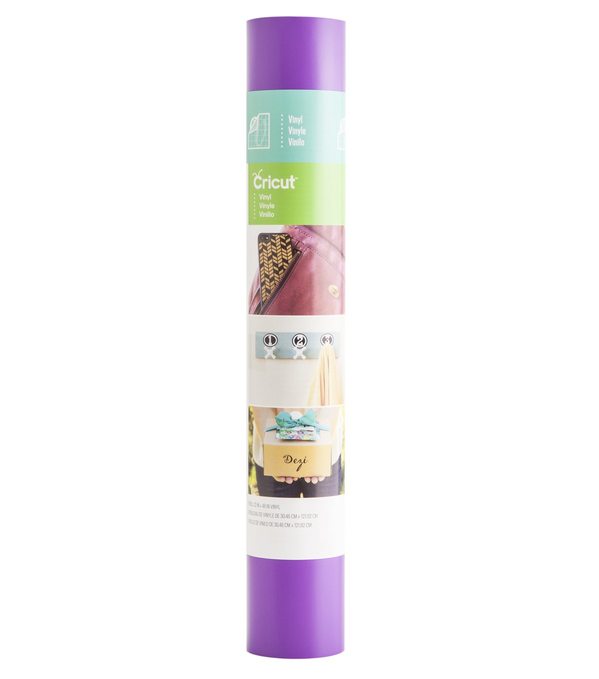 Cricut® Vinyl 12X48 Roll Grape