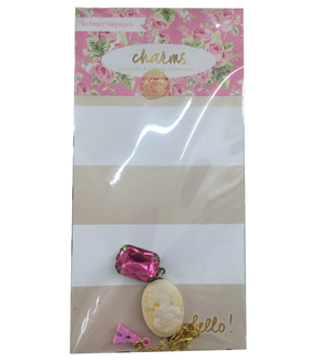 Webster\u0027s Pages Jadore Charm Set