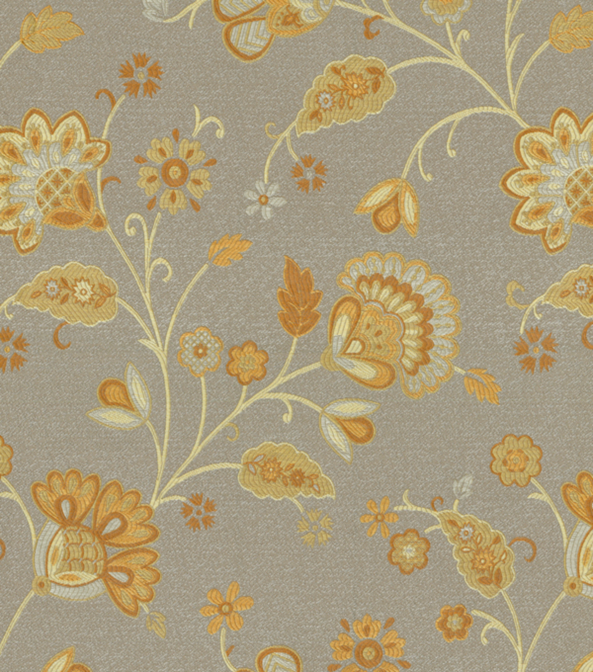 Waverly Upholstery Fabric 55\u0022-Tilly Trail/Sterling