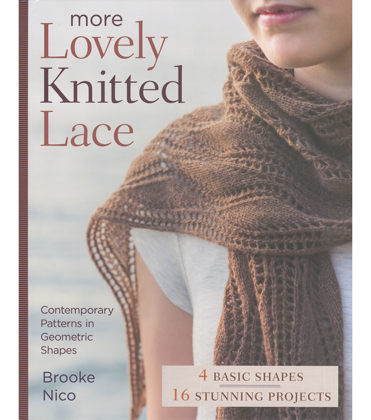 More Lovely Knitted Lace Book