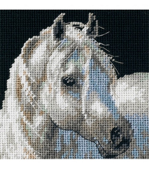Dimensions Gentle Strength Needlepoint Kit