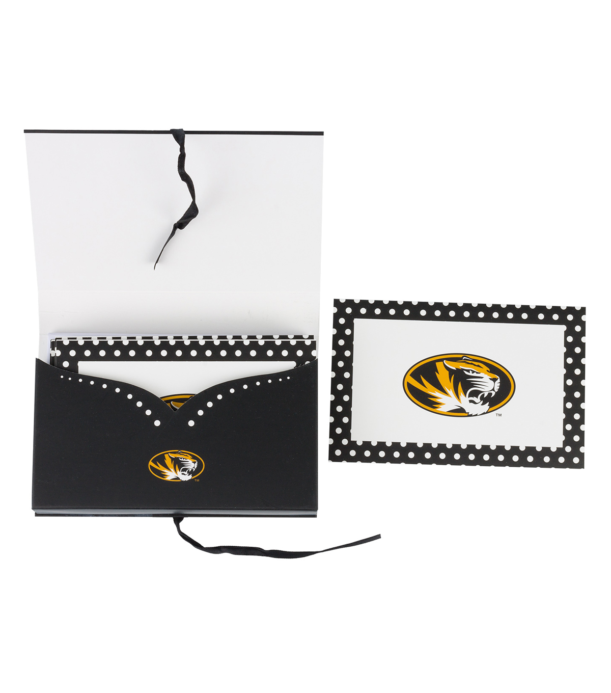University of Missouri Tigers Note Card Set