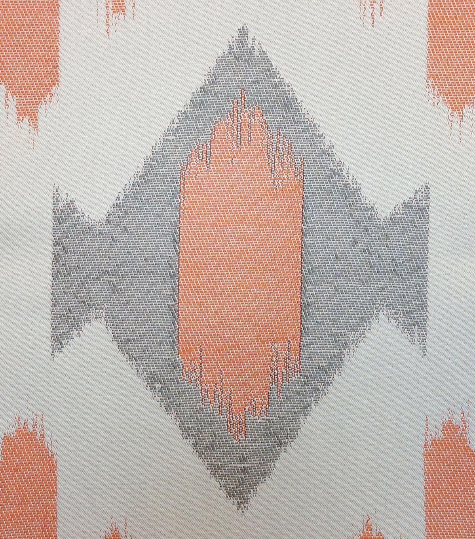 Outdoor Fabric Aztec Orange