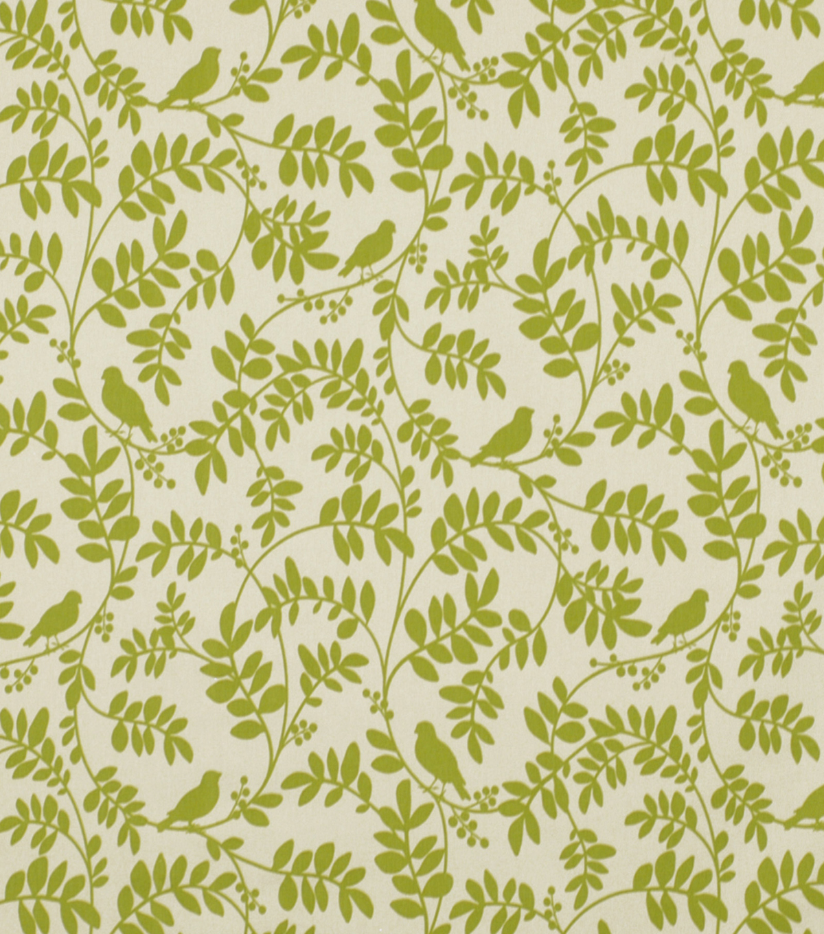 Home Decor 8\u0022x8\u0022 Fabric Swatch-Print Fabric Nautica Botany Flora Leaf