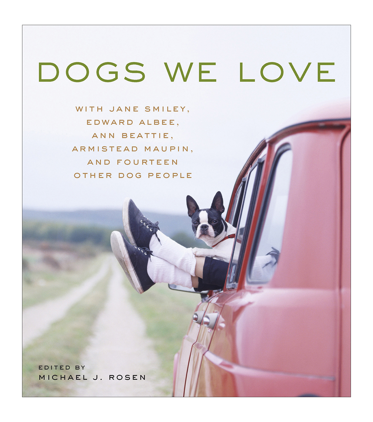 Michael J. Rosen Dogs We Love Book
