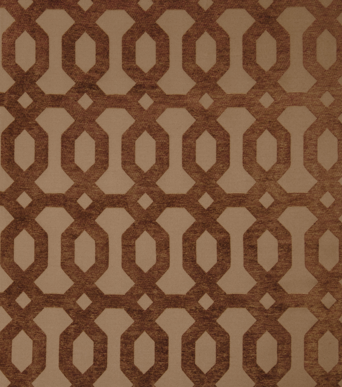 Home Decor 8\u0022x8\u0022 Fabric Swatch-Jaclyn Smith Formal  Brick