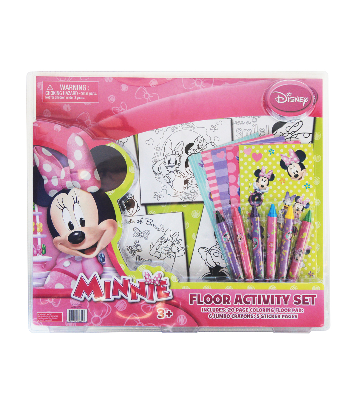 Minnie Mouse Floor Activity Set