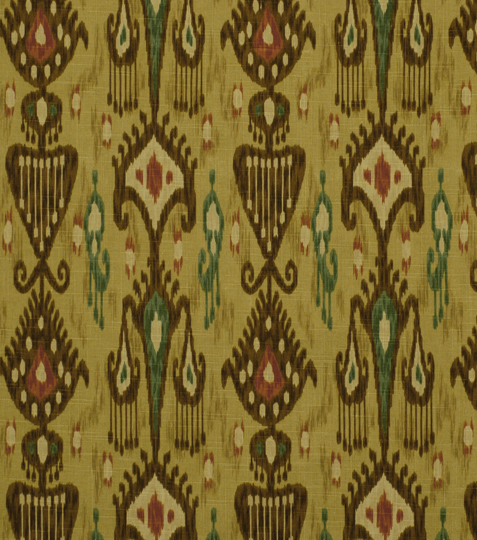 Robert Allen @ Home Print Fabric 54\u0022-Khanjali Adobe