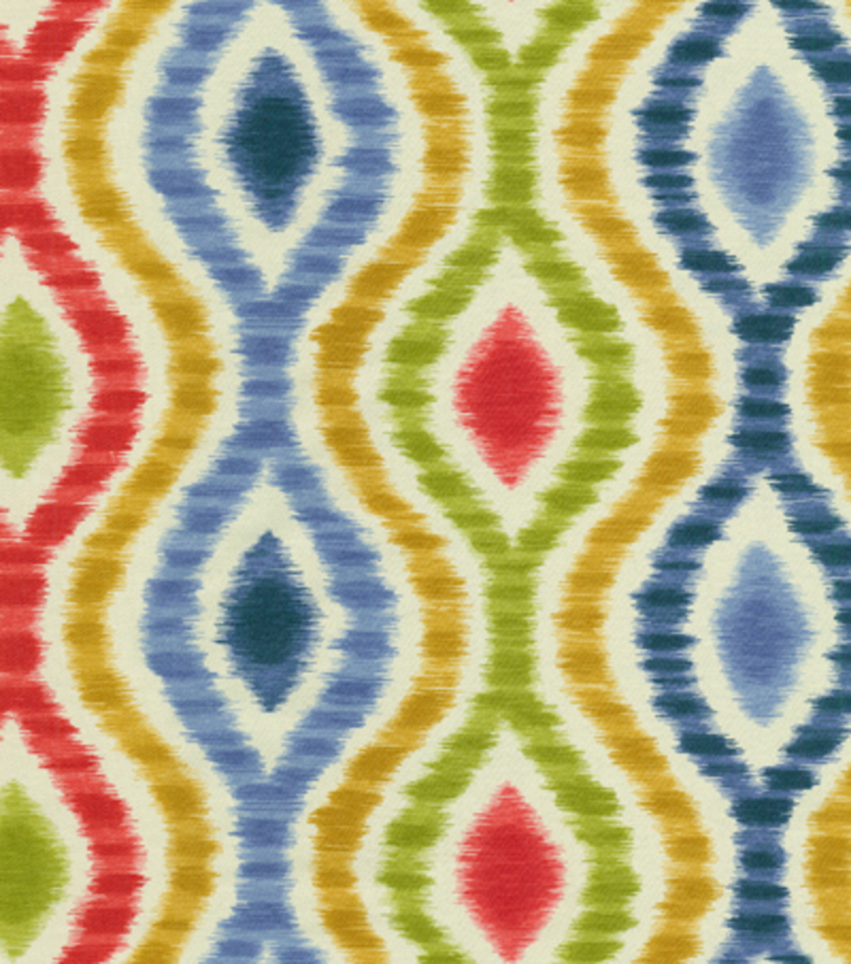 "Waverly Upholstery Fabric 54""-Optical Delights/Lipstick"