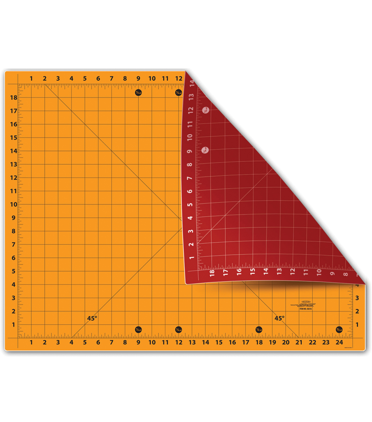 Sullivans 18\u0022x24\u0022 The Cutting Edge Cutting Mat