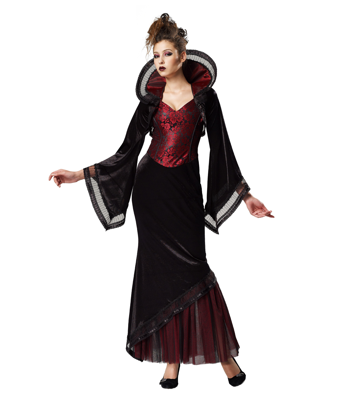 Holiday Inspirations Women\u0027s Vampiress Costume Small