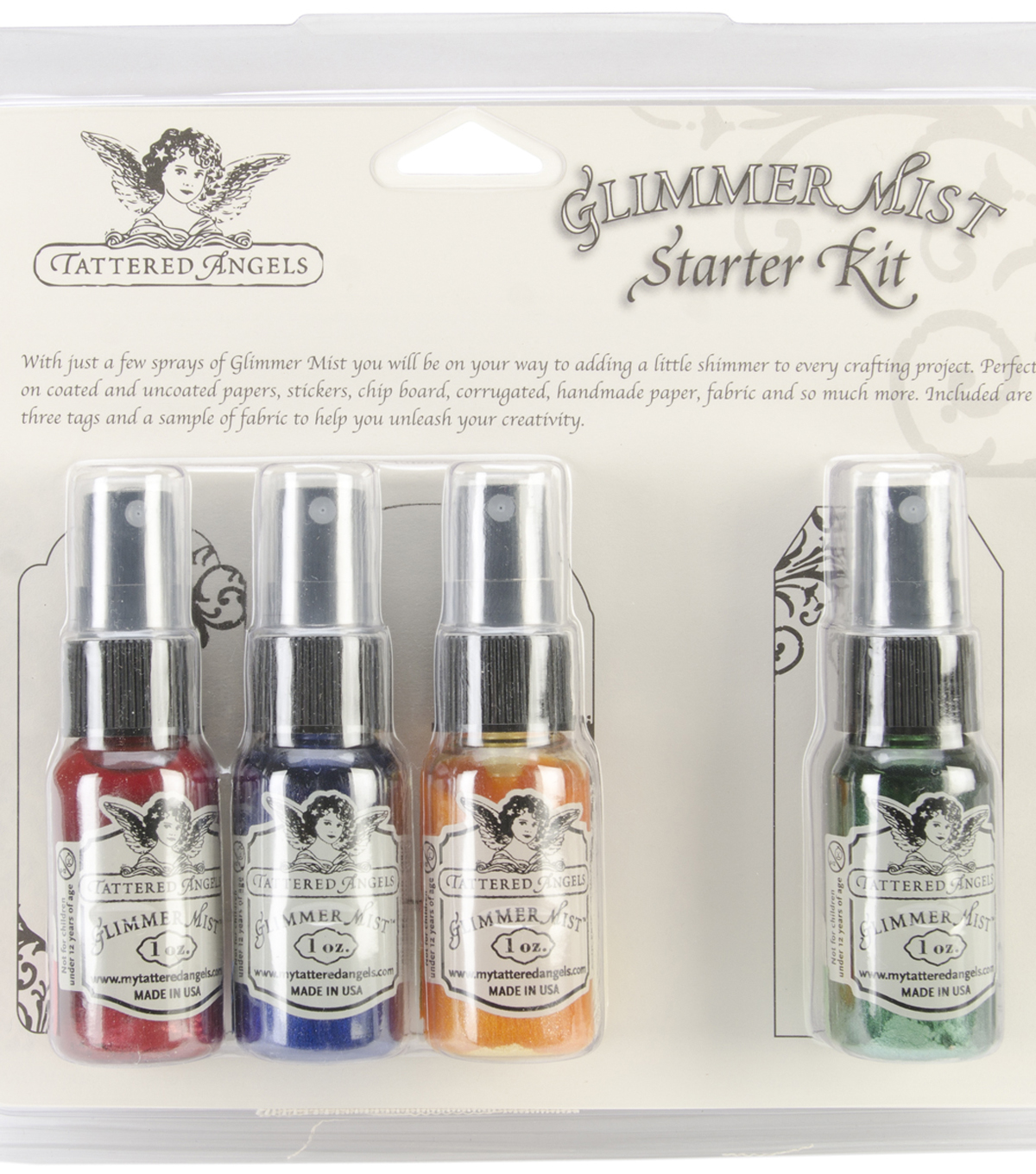 Glimmer Mist 1 Ounce Kit-Primary