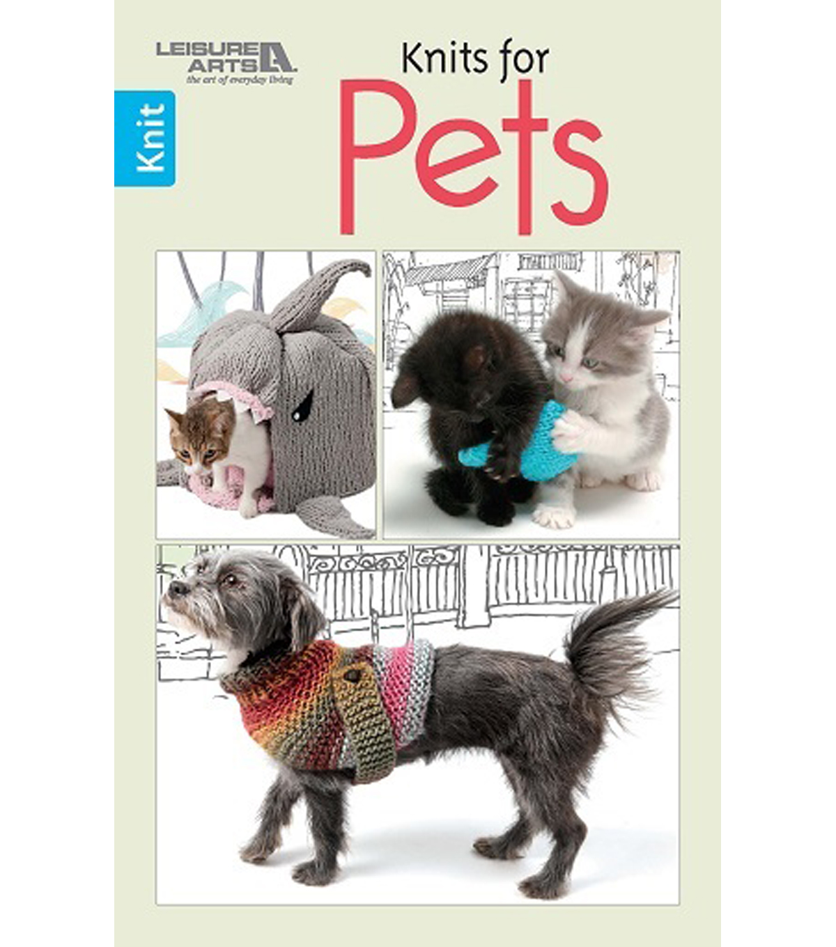 Knits For Pets Book