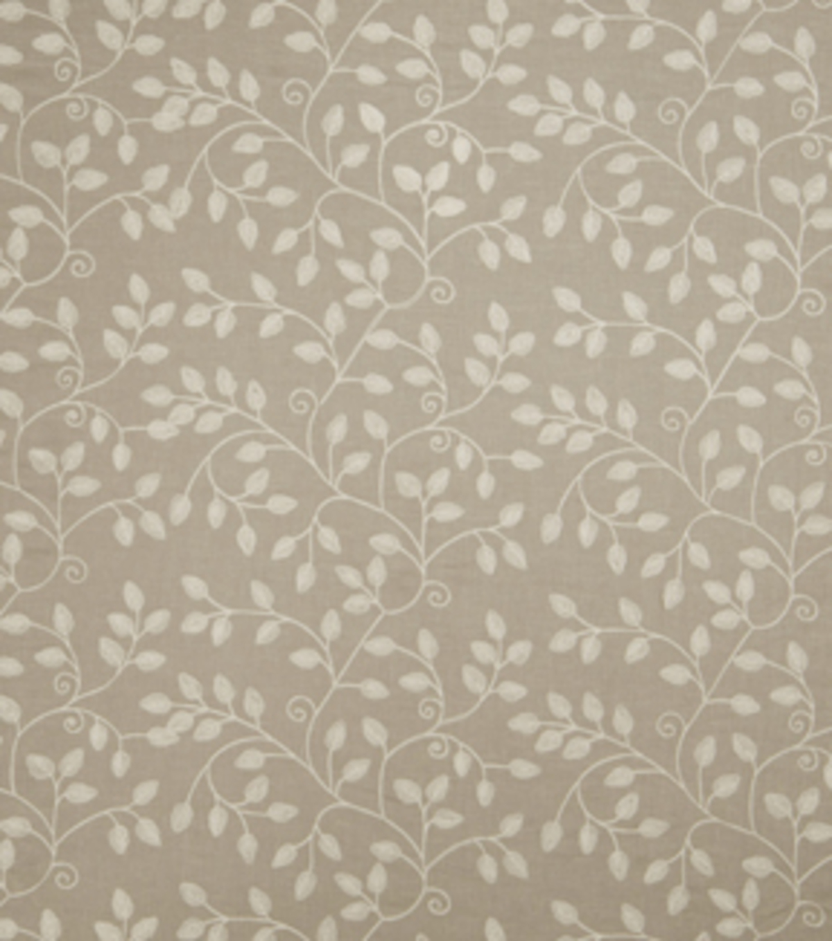 "Home Decor 8""x8"" Fabric Swatch-Eaton Square Haggard Flax"