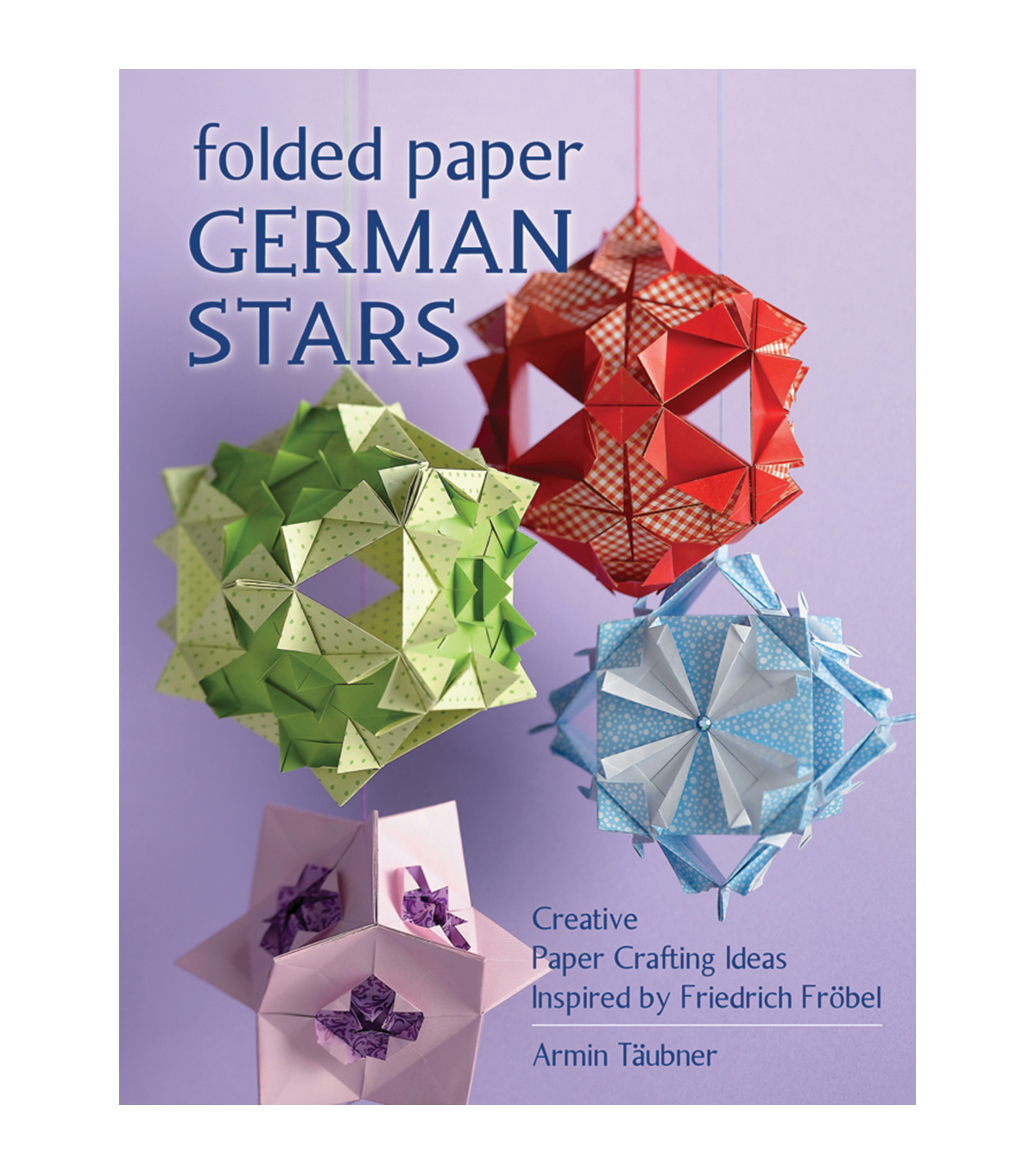 Armin Taubner Folded Paper German Stars Book