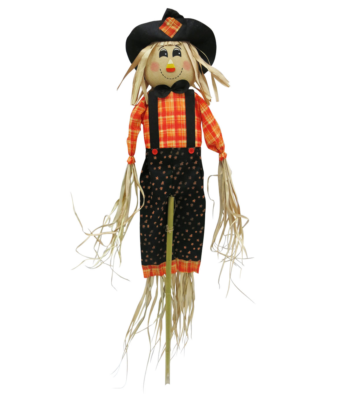 Maker\u0027s Halloween 60\u0027\u0027 Boy Scarecrow