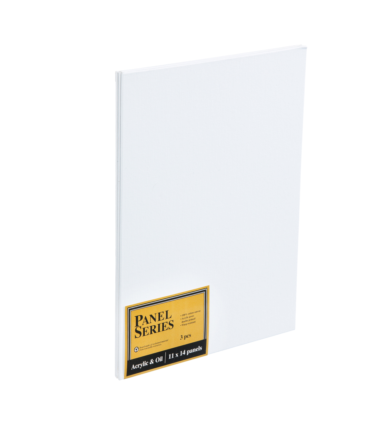 Value Pack Canvas Panels-11\u0022x14\u0022 3PK