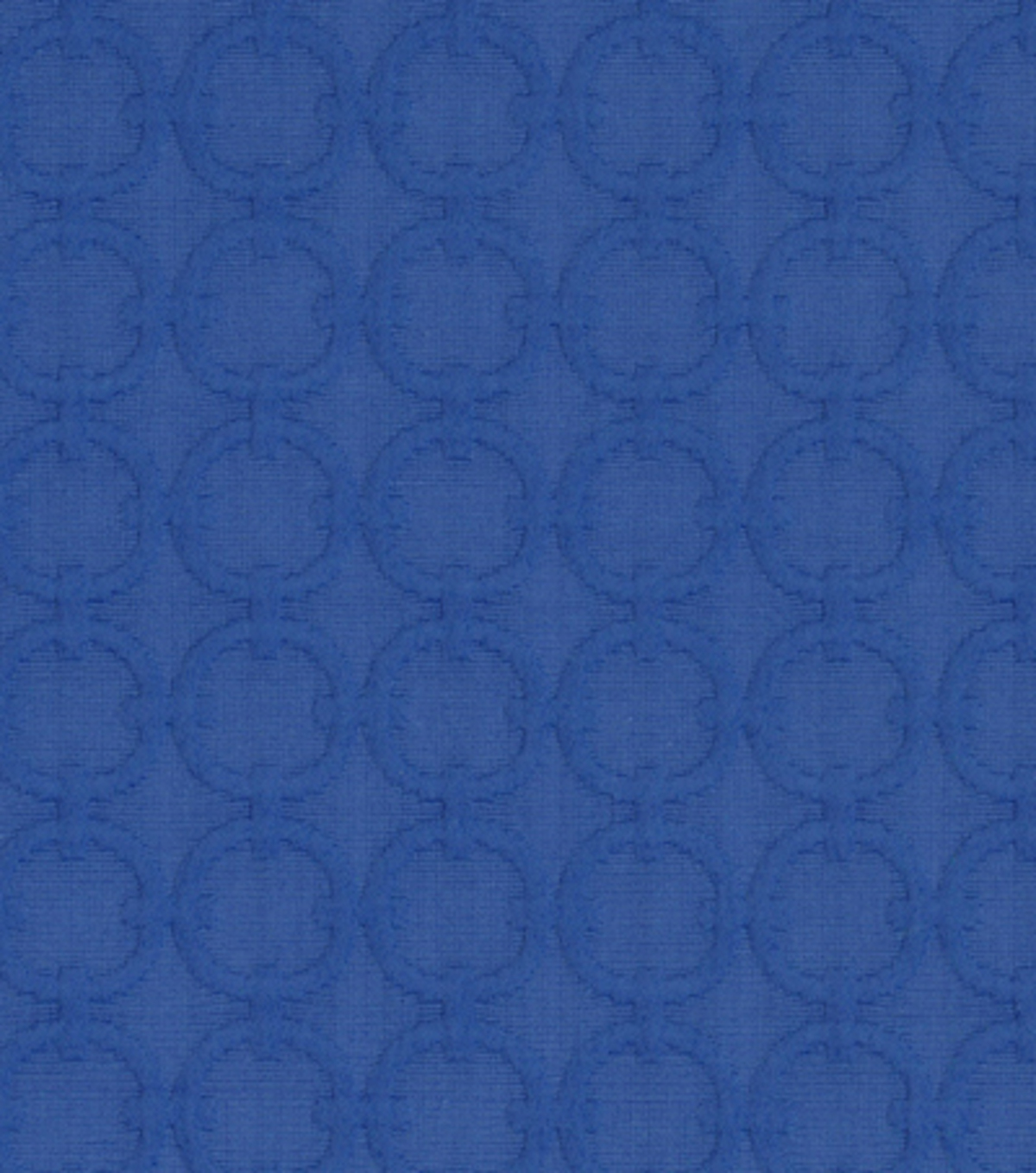 Home Decor 8\u0022x8\u0022 Fabric Swatch-Upholstery-Waverly Full Circle/Blue Marine