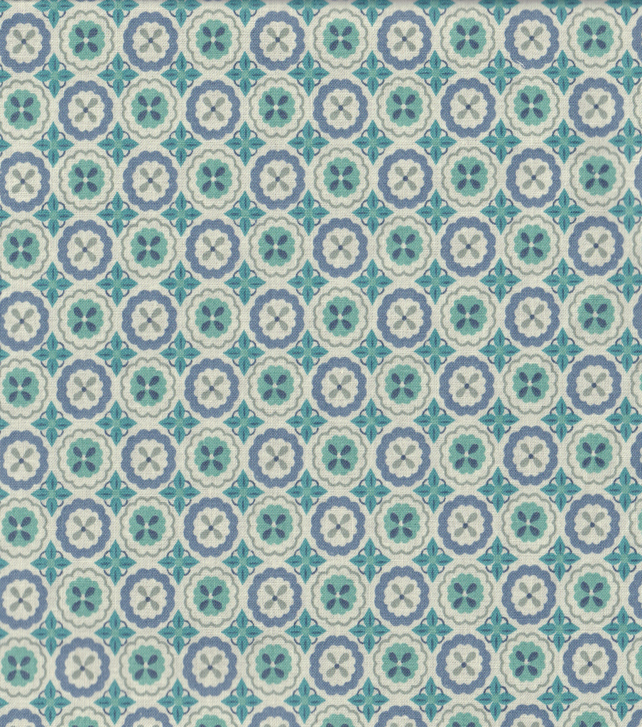 Keepsake Calico™ Cotton Fabric 44\u0022-Joinville Teal