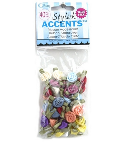 Small Ribbon Roses Vp-multi