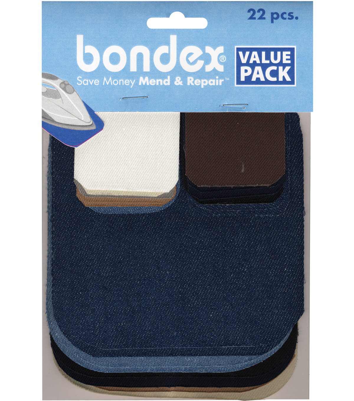 Wrights-Bondex Mend & Repair Value Pack 22/Pkg-Assorted
