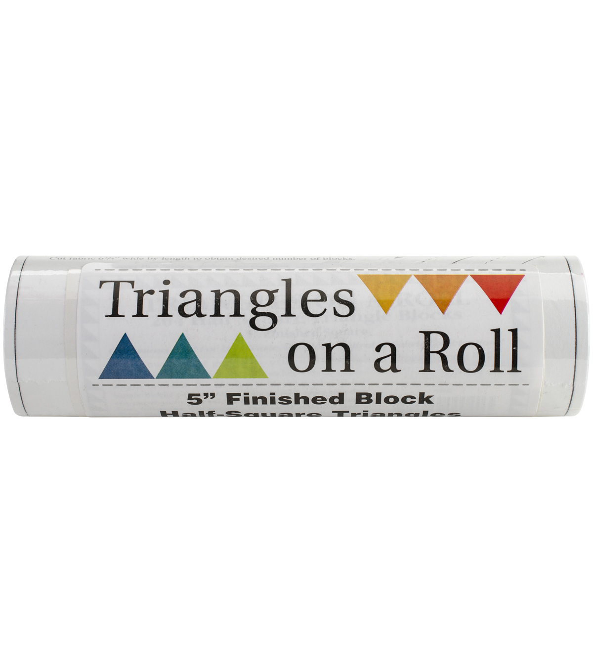 Triangles On A Roll Half-Square 50\u0027x5\u0027\u0027