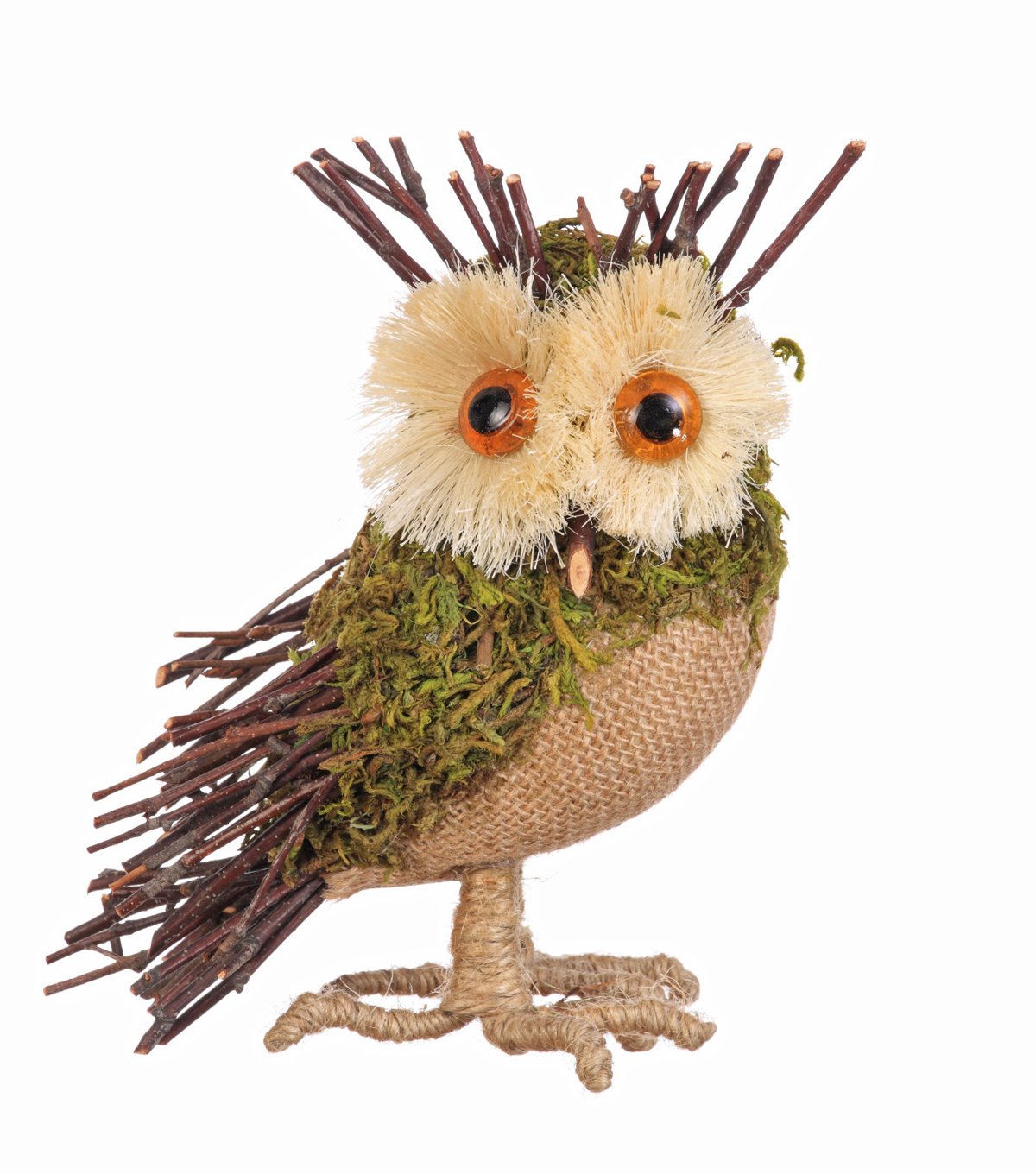 Bloom Room Small Moss Owl